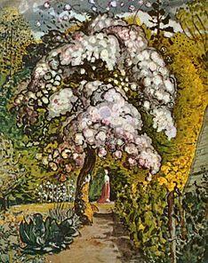 Garden in Shoreham by Samuel Palmer