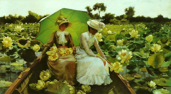 charles_courtney_curran_-_nc3a9nuphars