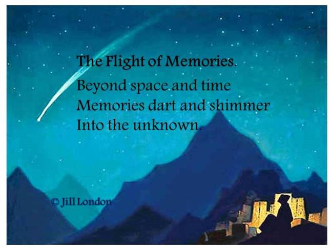 The Flight of Memories
