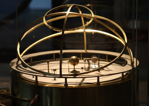 Inspiration for the horosphere