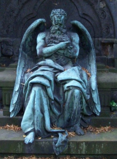 Chronos, god of Time and father of Aeon